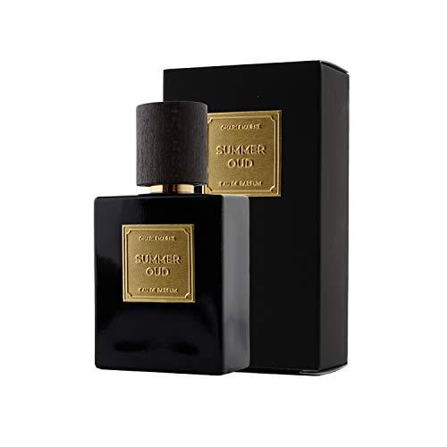 Charlemagne Eau de Parfum Summer Oud - Noble Fragrance für Herren - 50ml Männer Parfüm - Duft/Parfüm für Herren - Edler Duft - Für den modernen Mann