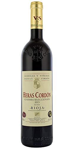 Heras Cordón Crianza 2015 Vino Rioja bot. 750 Ml.