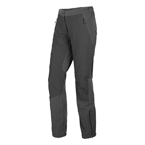 Salewa Puez (Orval) DST W PNT - Pantalon pour Femme, Couleur Gris, Taille 48/42
