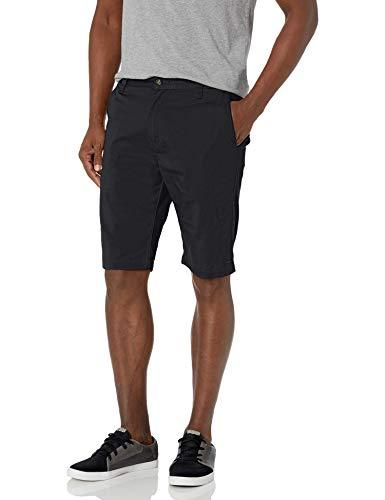 Volcom mens Vmonty Stretch Chino Shorts, Black, 2-2 US