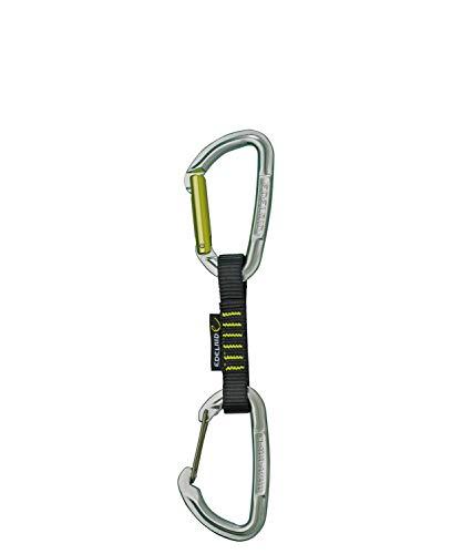 Edelrid Unisex– Erwachsene Express Set Slash Wire VPE5, Night-oasis, einheitlich