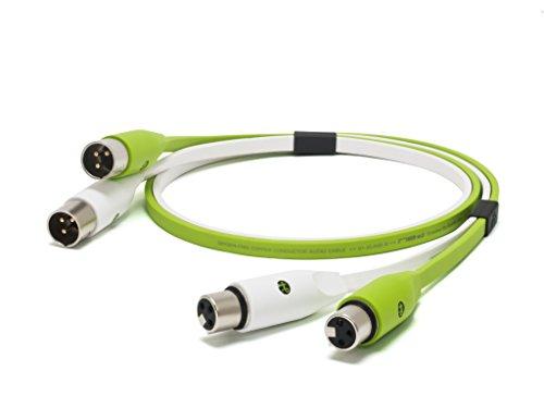Neo NEOXLRB2M XLR-Kabel, XLR-Buchse auf XLR-Stecker, 2m, Class B, d+