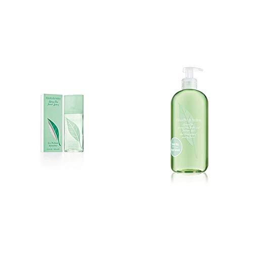 Elizabeth Arden - Green Tea Gel de Ducha 500 ml + Eau de parfum 100 ml
