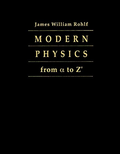 Modern Physics from a to Z