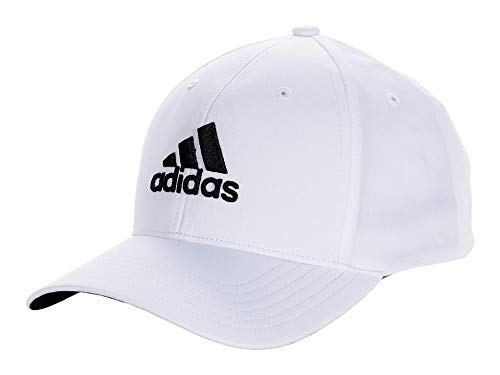 adidas Golf Golf Men's Performance Hat, White, One Size Fits Most