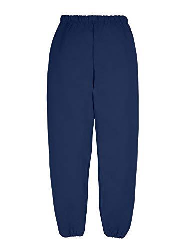 Jerzees boys Fleece Sweatshirts, Hoodies & Sweatpants, Sweatpants - Navy, Medium US