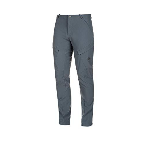 Mammut Zinal Pantalon de randonnée pour Homme, Homme, 1022-00540, Storm, 44