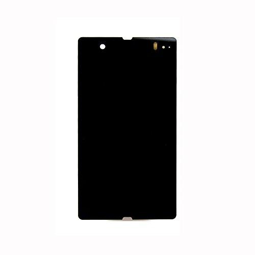 UU FIX Ersatz-Display Sony Xperia Z L36H L36i L36 C6603 C6602 LT36,Frontglas Touchscreen LCD Display Montage (ohne Bildschirmrahmen) Handy Reparatur Teil Ersatz mit Reparatur-Werkzeugset