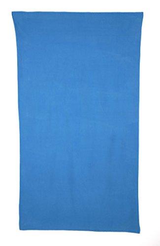 Export Trading Toalla 100x180, Azul,