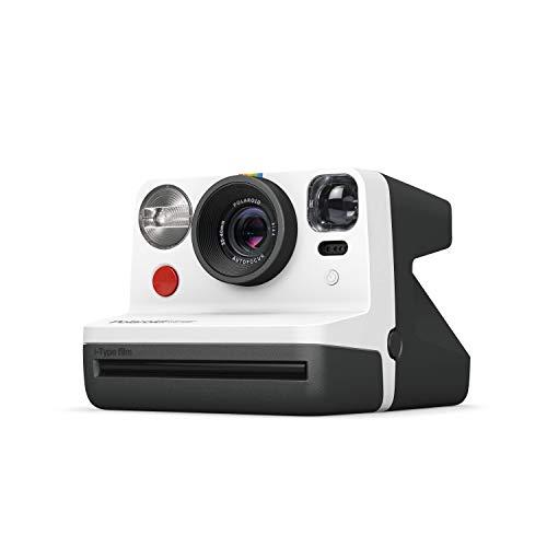 Polaroid Now I-Type Instant Camera - Black & White (9059)