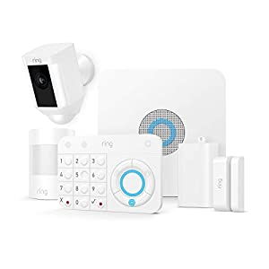 Security camera system for smart house. Its called Ring Alarm