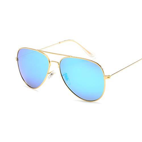 DSFHKUYB Gafas de Sol Estilo piloto para Adultos para Hombre y Mujer,J