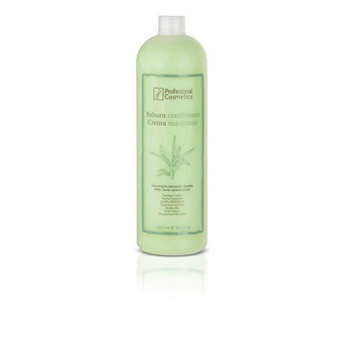 Profesional Cosmetics Crema Suavizante Para El Cabello, 1000 ml, Pack de 1