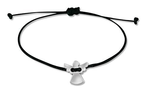 Nuoli® Schutzengel Armband (deutsche Handarbeit) süßer Glücksbringer für Frauen und Mädchen
