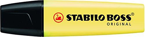 STABILO boss- Textmarker Standard Crème De Jaune