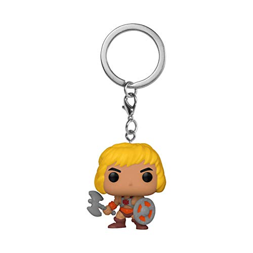 Funko 51460 POP Keychain: Masters of the Universe-He-Man, Multicolour