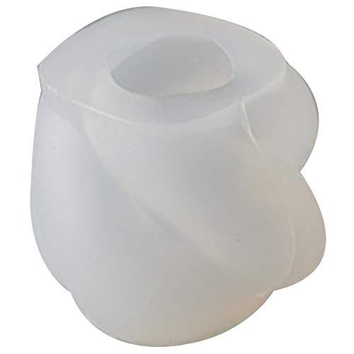 Kirmax Moldes para Velas Tejidas con Forma de Bola Moldes de Cera Tejidos a Mano para Hacer Velas para Moldes de JabóN para Velas
