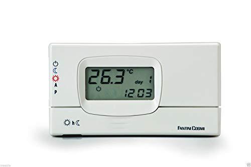 C31 Cronotermostato Settimanale A Batterie Fantini Cosmi
