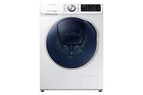 Samsung WD90N642OOW/ET - Lavadora QuickDrive, 9 kg, 1400 rpm, color blanco