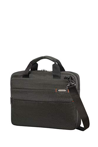 SAMSONITE LAPTOP BAG 14.1' (CHARCOAL BLACK) -NETWORK 3  Hand Luggage, 0 cm, Black