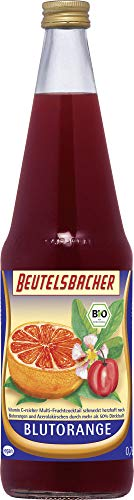Beutelsbacher Bio Blutorange Demeter (6 x 700 ml)