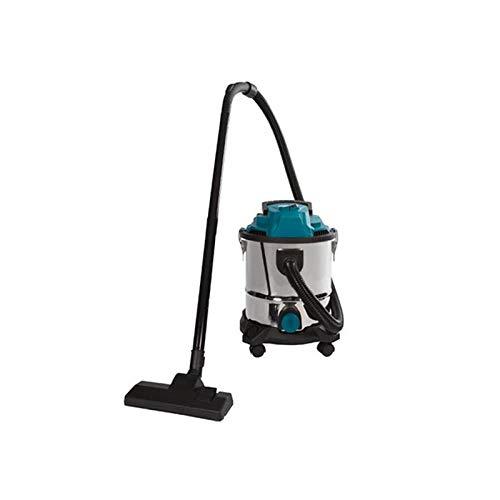 Aspirador de agua y polvo – 1000 W – 20 L – Cubeta de acero inoxidable