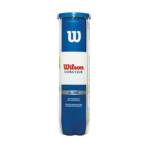 Wilson Pelotas de tenis Ultra Club All