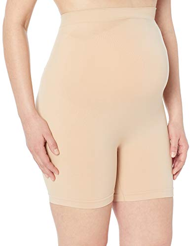 Motherhood Maternity Women's Secret Fit Shaper Panty, Nude, Large/Extra Large
