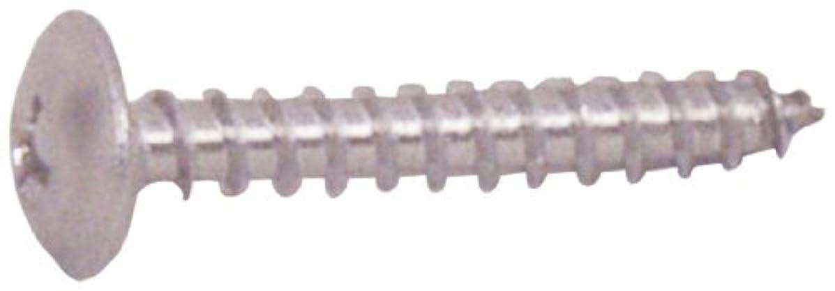 Handi-Man Marine JP2023A Phillips Self-Tapping Truss Screw - 10 x 1-1/4, Qty 80