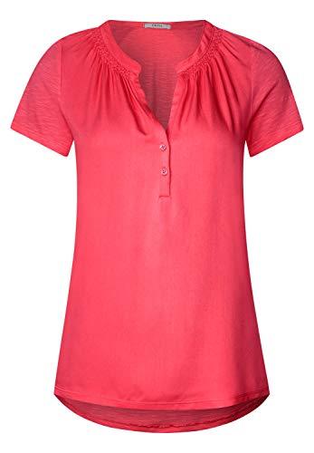 Cecil 313380 Camiseta, Neo Coralline - Casco de Ciclismo, Color Rojo, XS...