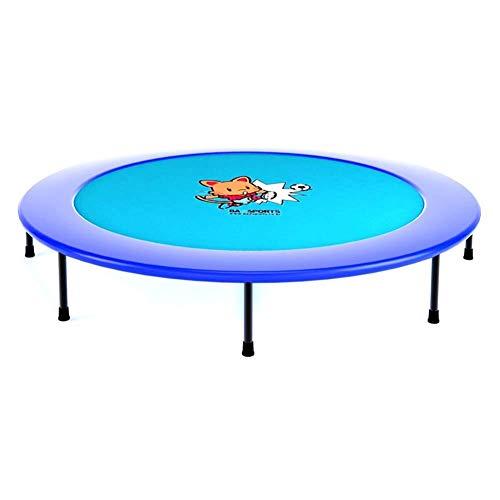 ZHAOJBC Fitnessruimte Trampoline voor kinderen, Indoor Oefening Trampoline voor peuters - High Elastic Rope Design - Max Load 200KG