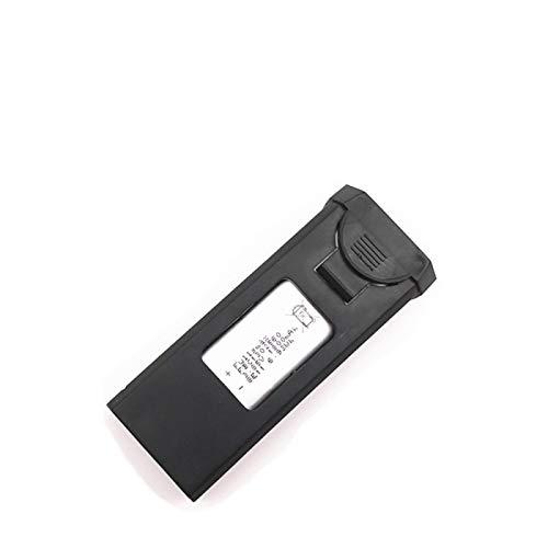 Styleart Batería Lipo de 3,85 V 1800 mAh + Juego de Cargador 5 en 1 para VISUO XS809s XS816 Repuestos de cuadricóptero RC Batería de 3,7 v para Drone Gold