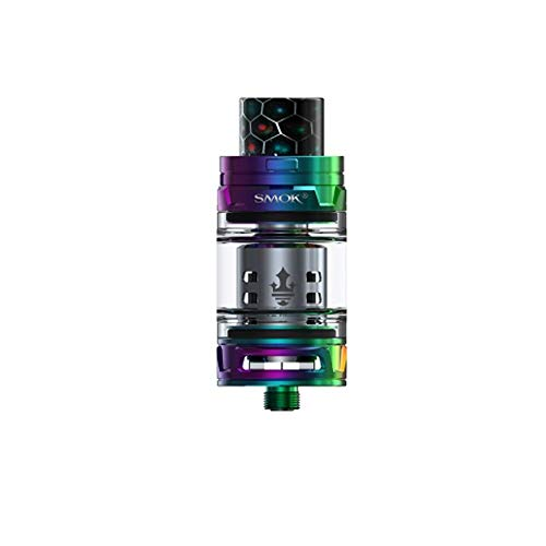 SMOK TFV12 Prince 2ml Sub-Ohm Tank atomizador Clearomizer (Arco iris) Sin nicotina ni tabaco
