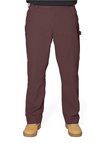 Berne Authentic American Pantalón de Trabajo - Bark Pantalones Hombre Industrial BERNEPANT01