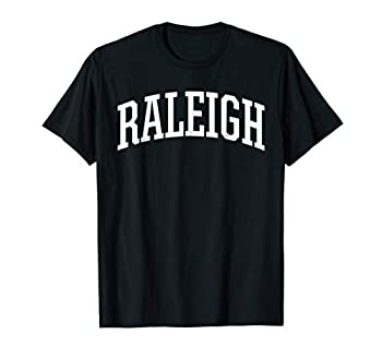 Raleigh T-Shirt / NC - Raleigh Sports College-Style T