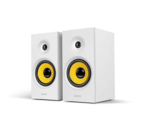 Caixa de Som Bluetooth EDIFIER R1080BT 24W RMS - Branca