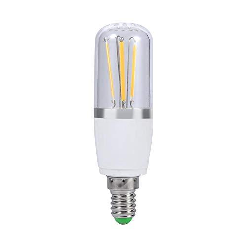 Gloeilamp, E14 LED-kroonluchter Gloeilamp Vintage-stijl Huis Warm Koel Wit 12V (wit)