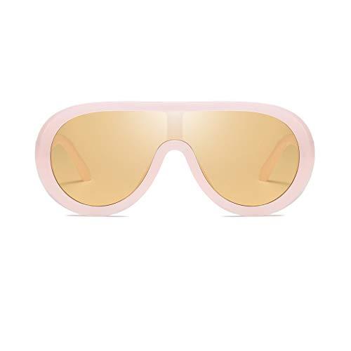 Storerine Männer und Frauen Persönlichkeit Brillengestell Trends Punk Wind Brillengestell Retro Brillen Ultraviolett für die Reise verhindern Mode Mann Frauen unregelmäßige Form Sonnenbrille