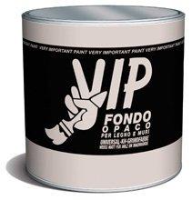 VIP FONDO OPACO PER LEGNO E MURI 500 ML BIANCO