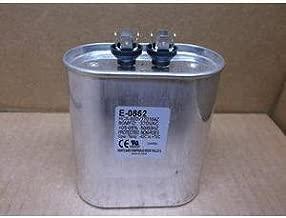 HARTLAND CONTROLS HCK-800V370164Z 80 MFD X 370 VAC OVAL RUN CAPACITOR
