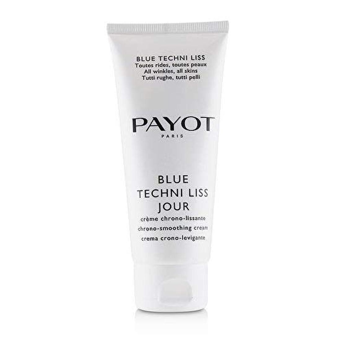 追い出す復讐振るうパイヨ Blue Techni Liss Jour Chrono-Smoothing Cream (Salon Size) 100ml/3.3oz並行輸入品
