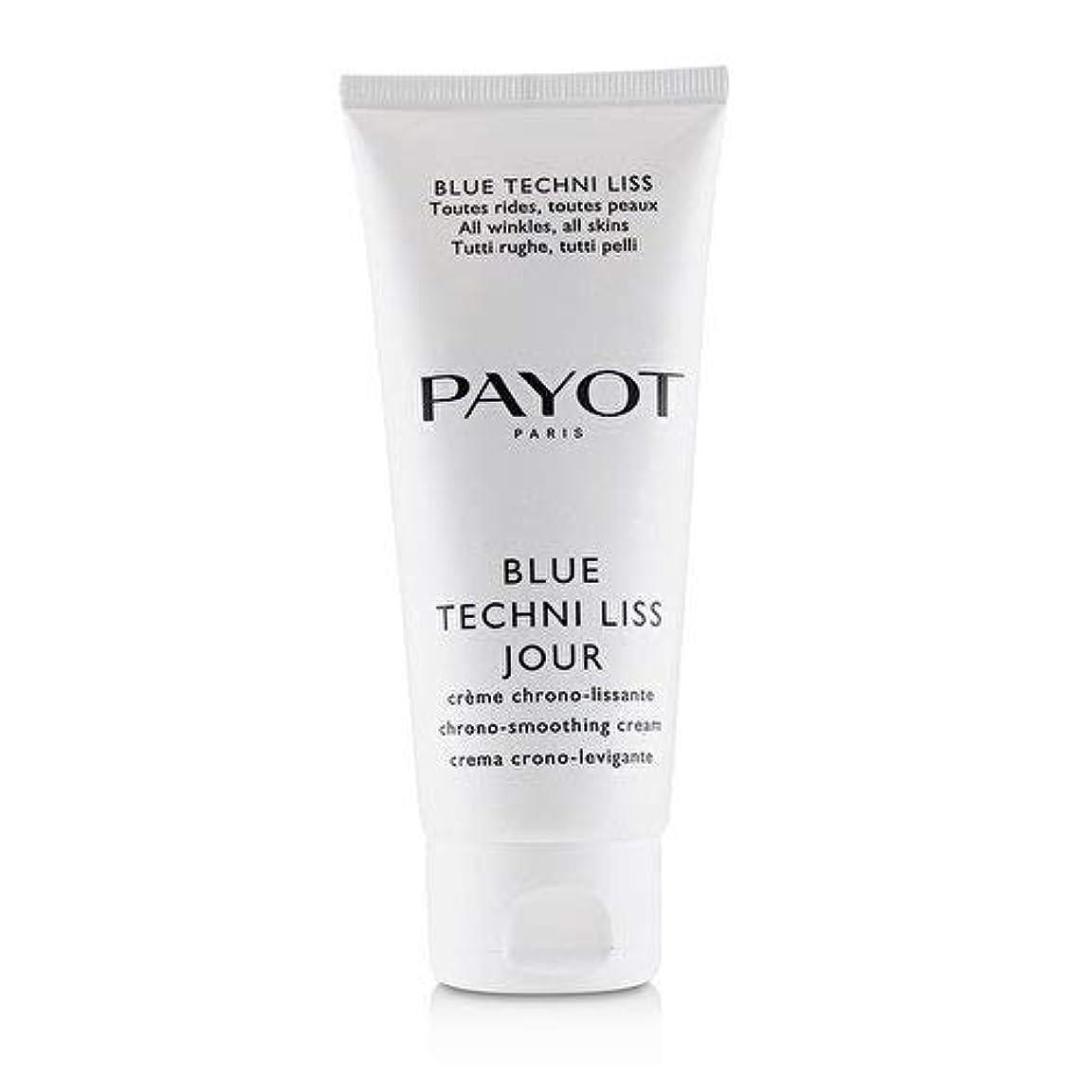 のみ黒人寛容パイヨ Blue Techni Liss Jour Chrono-Smoothing Cream (Salon Size) 100ml/3.3oz並行輸入品