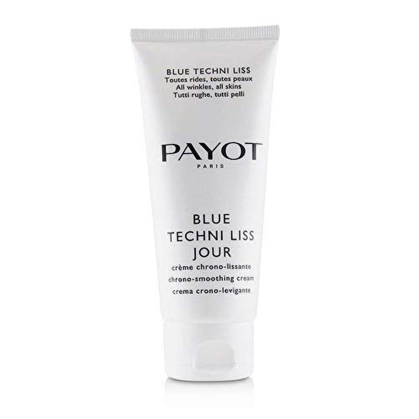 不実鳴らす万一に備えてパイヨ Blue Techni Liss Jour Chrono-Smoothing Cream (Salon Size) 100ml/3.3oz並行輸入品