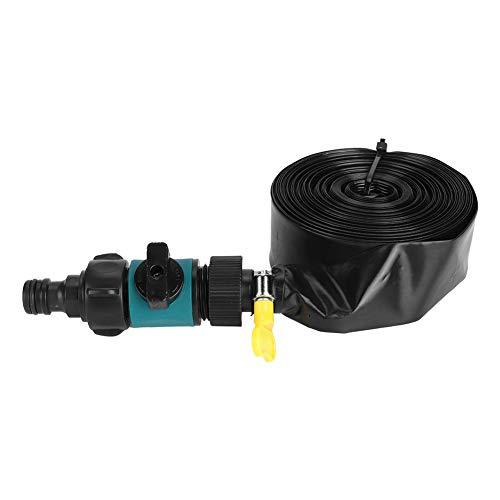 Manguera de enfriamiento, aspersor de jardín conveniente y práctico duradero para niños Juguete de agua para enfriamiento al aire libre durante el verano(8 meters)