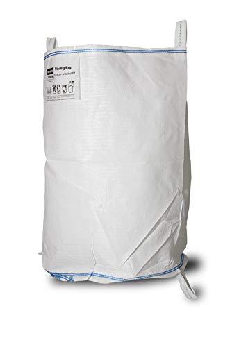 Mini-Big-Bag - Garten-Abfallsack 200 Liter Volumen - Gartensack in Profiqualität - im 5er Sparpack