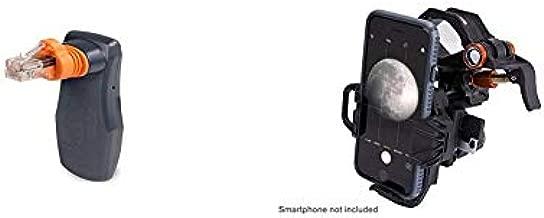 Celestron 93973 Skyportal Wifi Module, Black & NexYZ 3-Axis Universal Smartphone Adapter