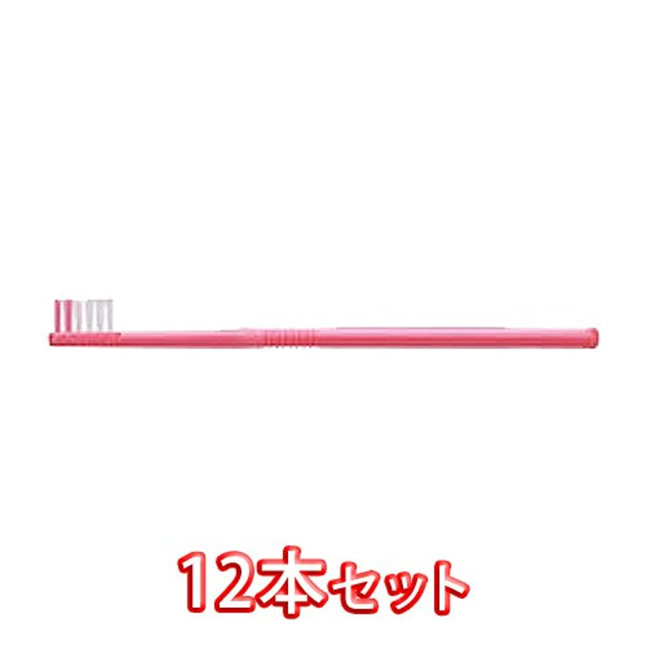 バラバラにする連鎖心理的ライオン オルソドンティック 歯ブラシ DENT.EX Orthodontic-T 12本入
