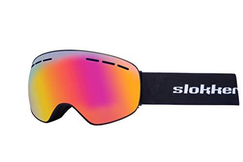Slokker Skibrille SIUSI (Black)