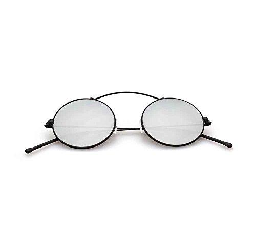 Spektre Met-ro Sonnenbrille Männer Frauen hoher Schutz spiegel Made in Italy