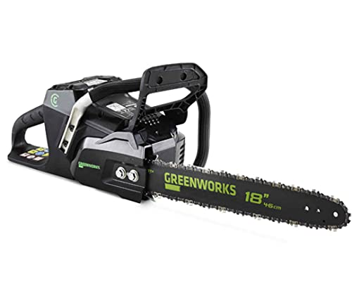 GreenWorks Motosierra a batería 82 V